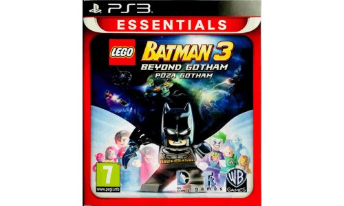 Lego Batman 3 ps3 playstation 3