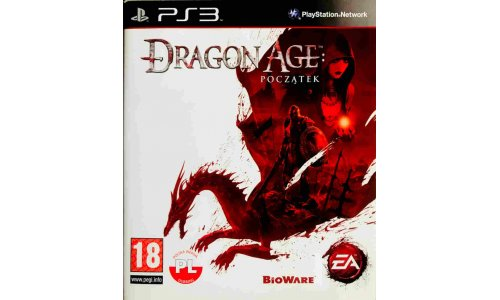 Dragon Age Poczatek ps3 playstation 3
