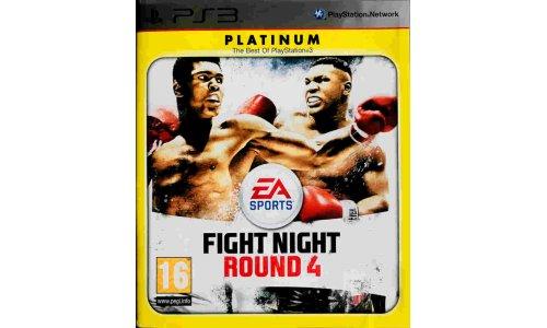 Fight Night 4 ps3