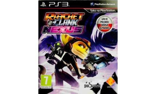 Ratchet Clank nexus ps3