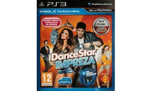 Dancestar Impreza Playstation 3 ps3