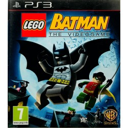 Lego Batman ps3 playstation 3