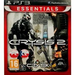 Crysis 2 ps3 playstation 3