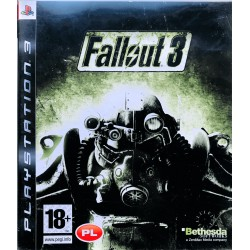 Fallout 3 ps3 playstation 3