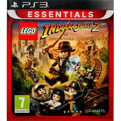 LEGO Indiana Jones 2: The Adventure Continues ps3 playstation 3