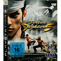Virtua fighter 5 ps3 playstation 3
