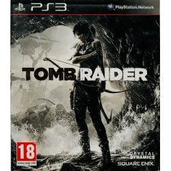 Tomb Raider ps3 playstation 3