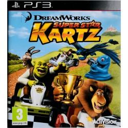 DreamWorks Super Star Kartz ps3 playstation 3