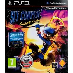 Sly Cooper: Złodzieje w Czasie ps3 playstation 3