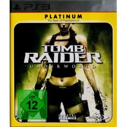 Tomb Raider: Underworld ps3 playstation 3