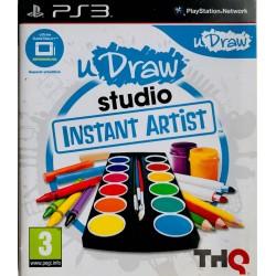uDraw Studio Playstation 3 ps3
