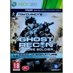 Tom Clancy's Ghost Recon: Future Soldier Xbox 360