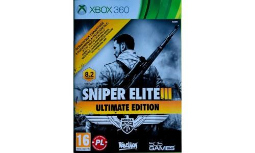 Sniper Elite III: Ultimate Edition Xbox 360