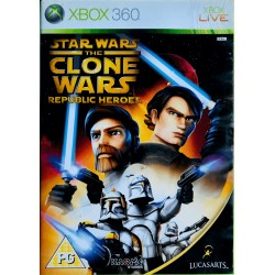 Star Wars: The Clone Wars - Republic Heroes Xbox 360