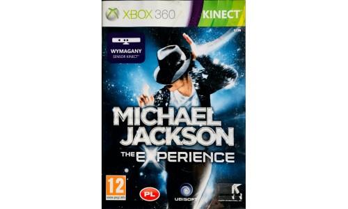 Michael Jackson xbox 360