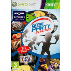 Game Party: In Motion xbox 360