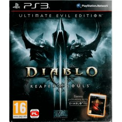 Diablo III: Reaper of Souls - Ultimate Evil Edition ps3 playstation 3