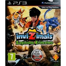 Invizimals: The Lost Kingdom ps3 playstation 3