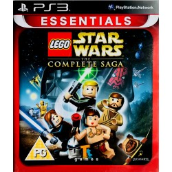 LEGO Star Wars: The Complete Saga ps3 playstation 3