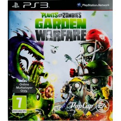 Plants vs. Zombies: Garden Warfare ps3 playstation 3