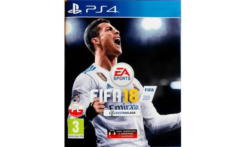 Fifa 18 ps4 playstation 4