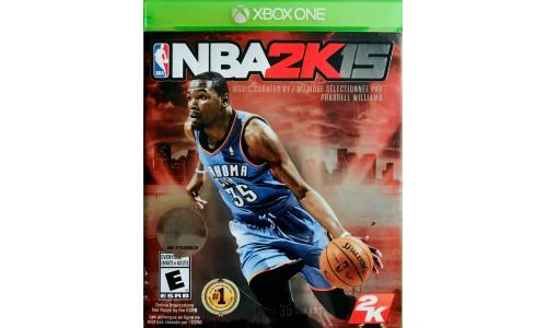 NBA2K15 Xbox one