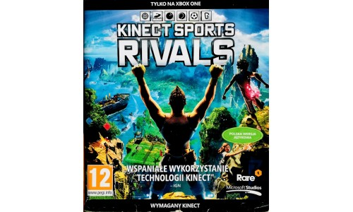 Kinect Spots Rivals Xbox one