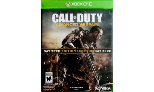 Call of Duty Advanced Warfare 4 Xbox one