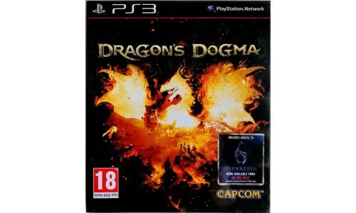 Dragon's Dogma ps3 playstation 3