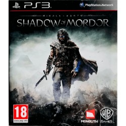 Shadow of Mordor ps3 playstation 3
