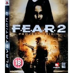F.E.A.R. 2: Project Origin ps3 playstation 3