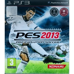 Pro Evolution Soccer 2013 ps3 playstation 3