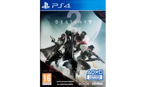 Destiny 2 PS4 playstation 4 NOWA FOLIA