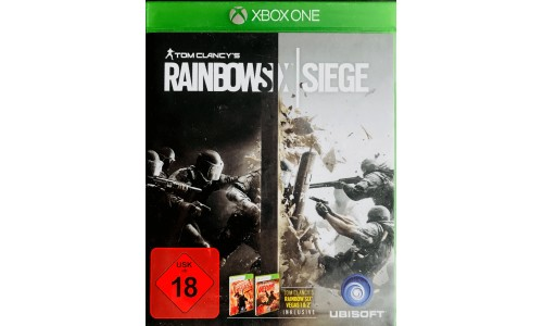 Rainbowsx Siege Xbox one