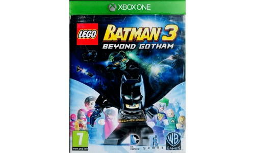 Batman 3 Xbox one