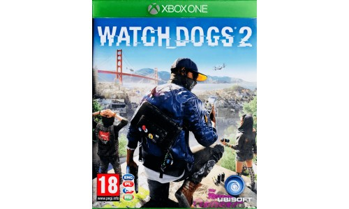 Watch Dogs 2 Xbox one [PL]