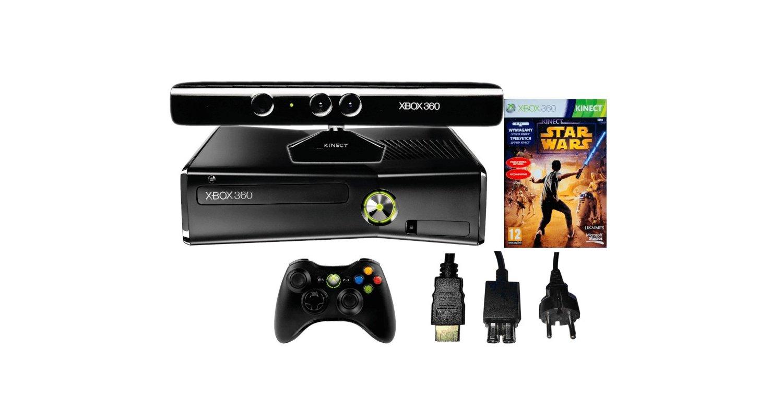 Xbox 360 Kinect Pad Wersja SLIM 4gb