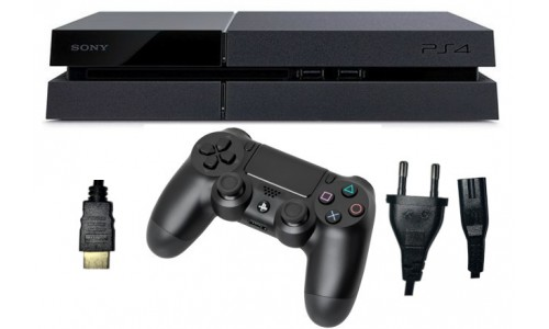 Konsola PS4 SLIM DYSK 500GB