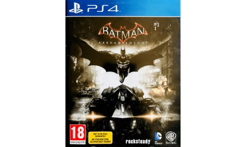 Batman: Arkham Knight PS4 Playstation 4 [PL]