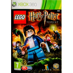 Lego Harry Potter Xbox 360