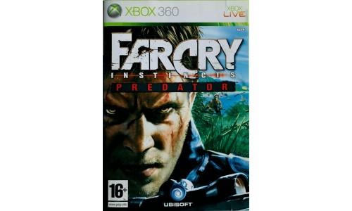 Farcry Predator xbox 360