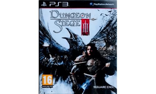 Dungeon Siege III ps3 playstation 3