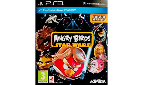 Angry Birds Star Wars ps3 playstation 3