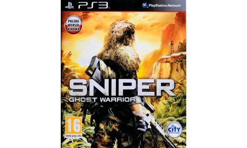 Sniper Ghost Warrior ps3 playstation 3