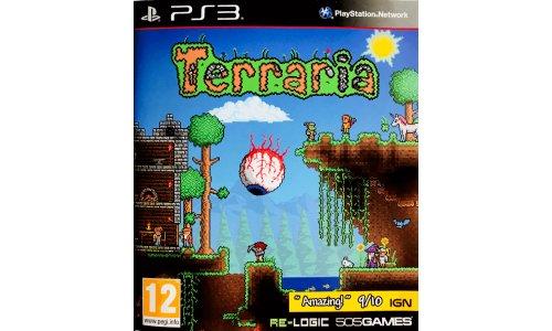 Terraria ps3 playstation 3