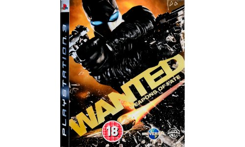 Wanted: Weapons of Fate Ps3 Playstation 3