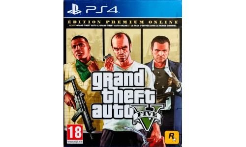 Gta 5 ps4 playstation 4