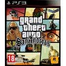 Grand Theft Auto San Andreas ps3 playstation 3