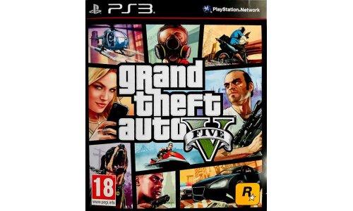 Grand Theft Auto V Gta 5 ps3 playstation 3