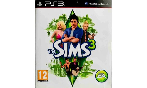 The Sims 3 ps3 playstation 3